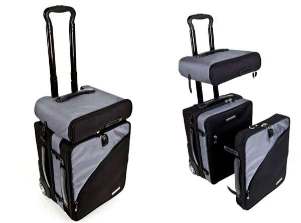 Space-Saving Suitcases