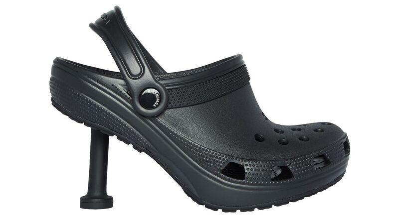 Contemporary High Heel Crossovers