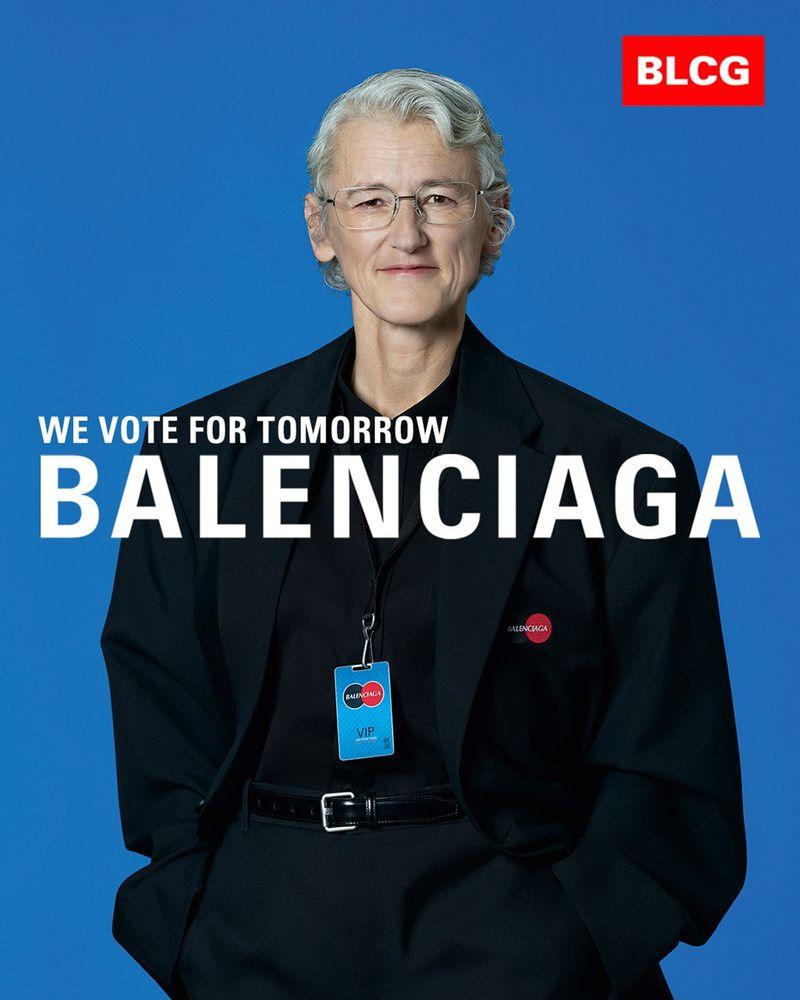 Satirical Political Fashion Ads