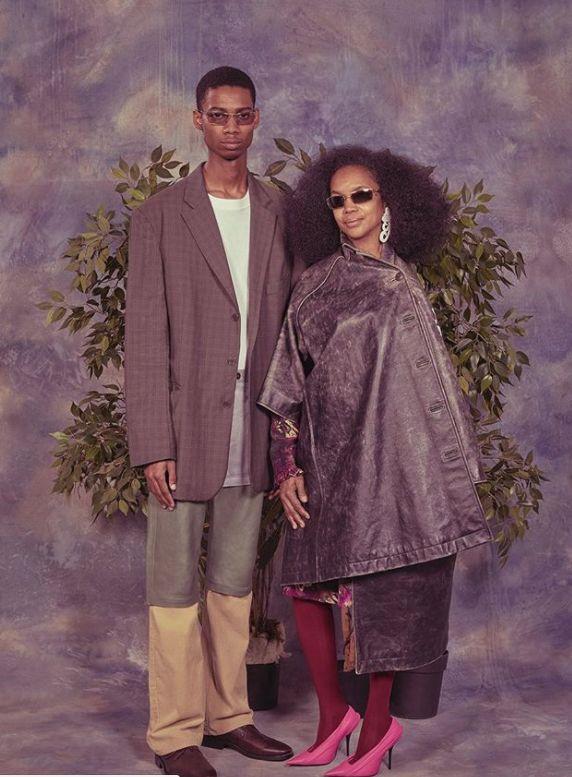 Awkward High Fashion Campaigns