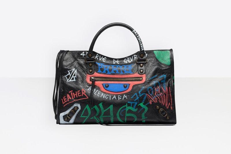 Grunge-Inspired Luxury Luggage