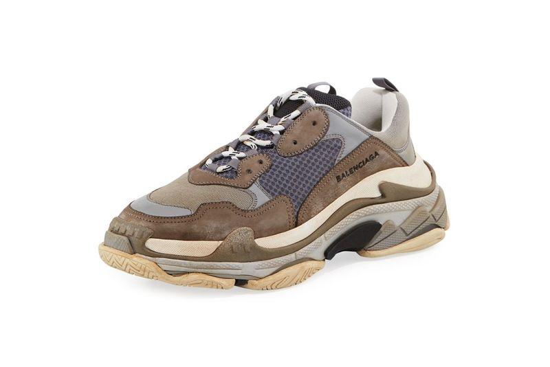 Luxurious Calfskin Sneakers