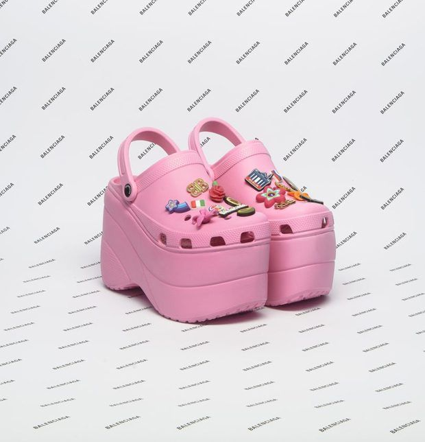 Remixed Designer Clogs