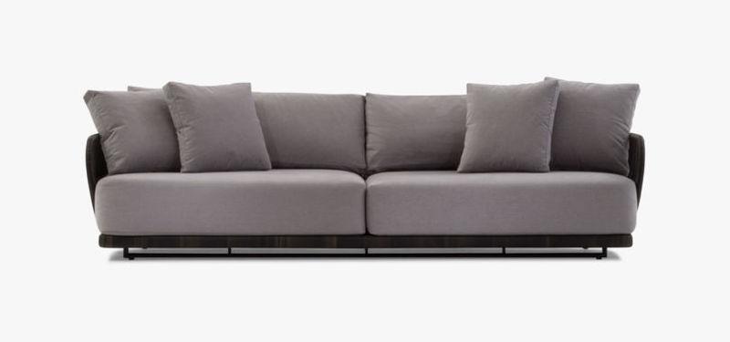 Curvy Modern Outdoor Furniture