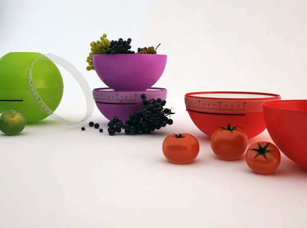 Spherical Kitchen Scales