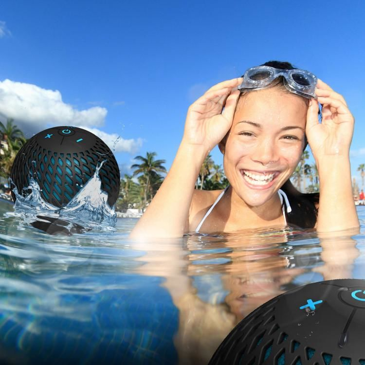Floating Waterproof Ball Speakers