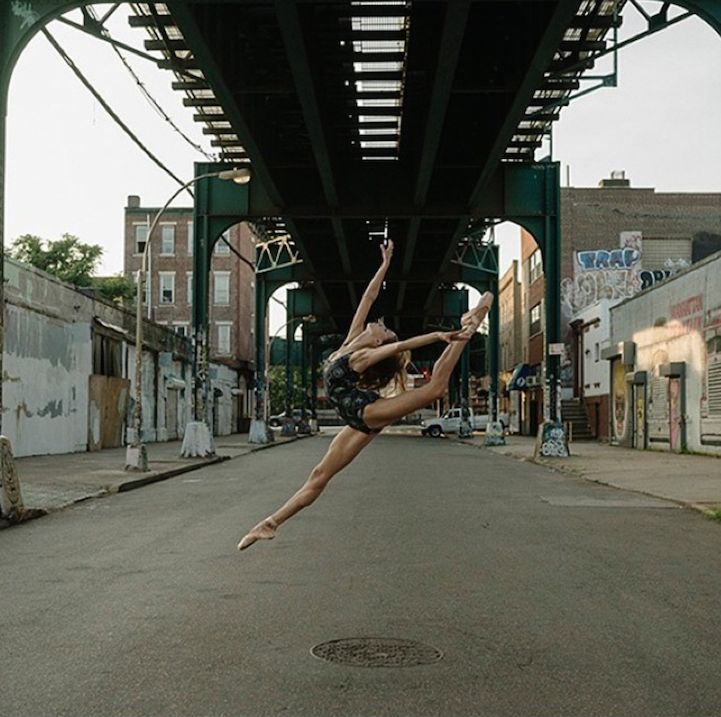 Urban Ballerina Projects
