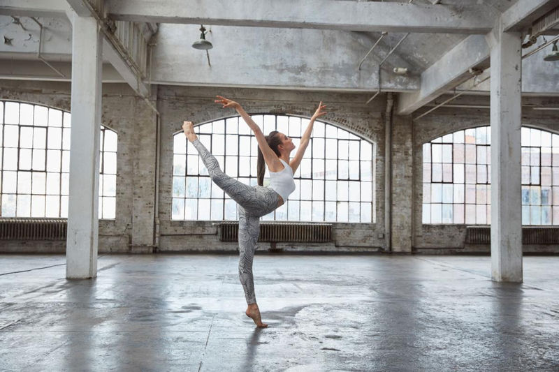 Ballet Brand-Launched Activewear