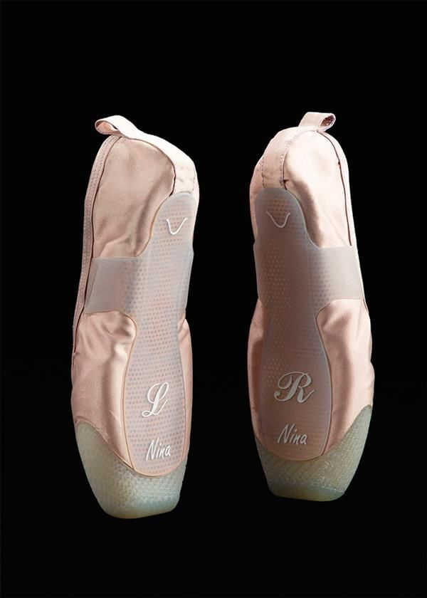 3D-Printed Ballet Slippers