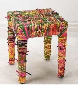 Bon Recycled Balloon Furniture