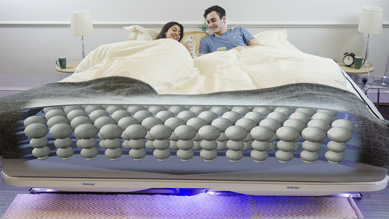 Personalizing Smart Beds Balluga Bed