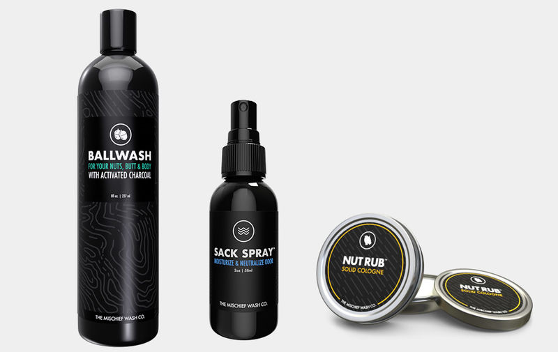 Cheeky Masculine Hygiene Products
