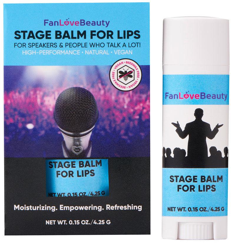 Speaker-Specific Lip Balms