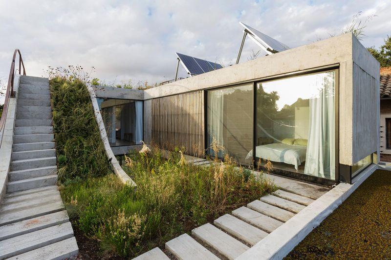 Ramping Rooftop Gardens