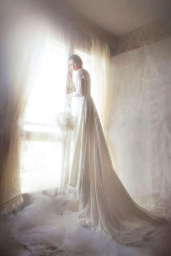 Ethereal Bridal Editorials