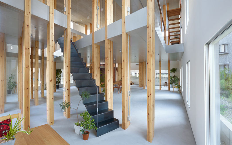 Bamboo Grove Offices