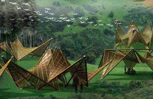 Origami Exo Homes