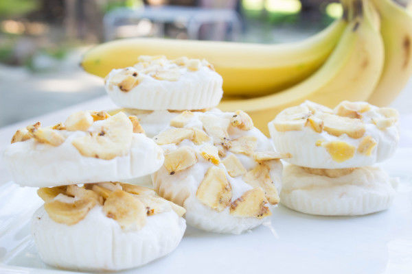 Satisfying Frozen Banana Treats