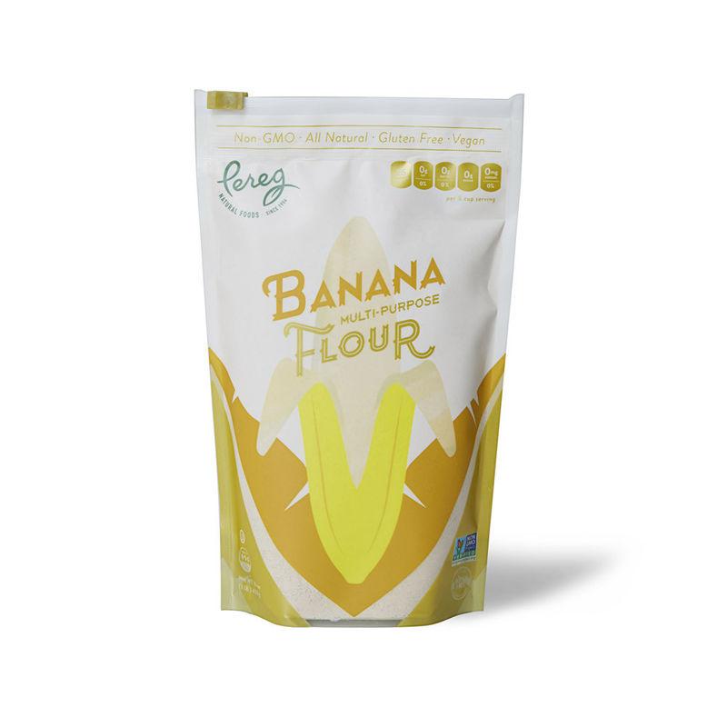 Banana-Based Flours