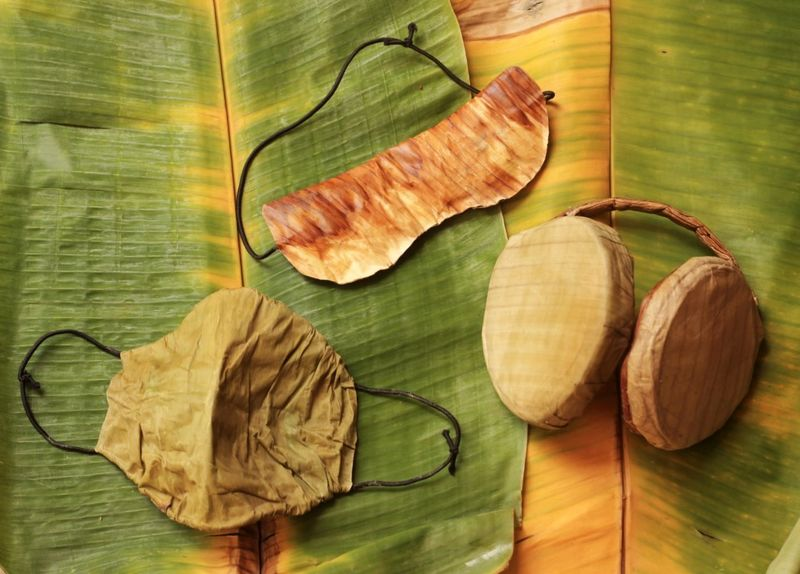Organic Material Travel Kits