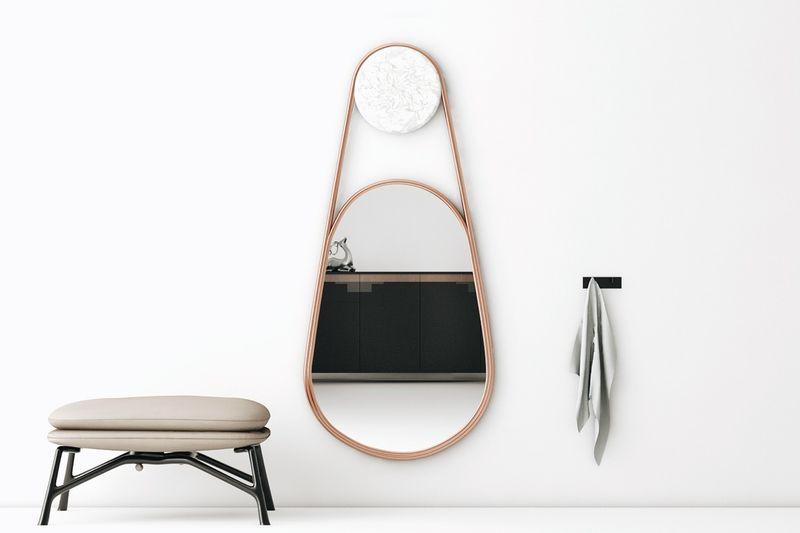 Shifting Aesthetic Wall Mirrors : band mirror