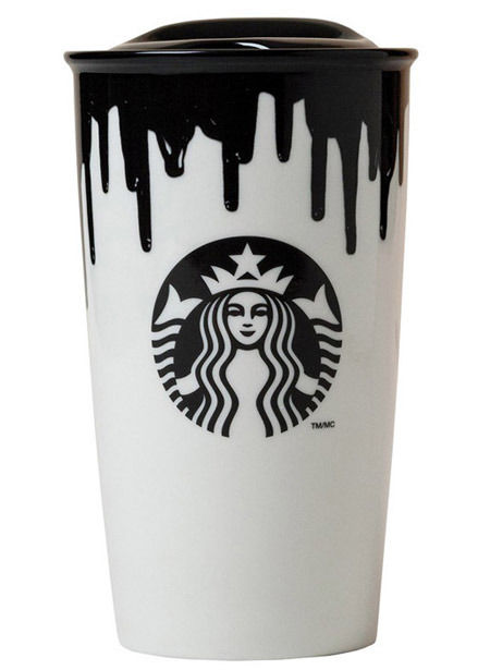 Paint-Dipped Mug Designs