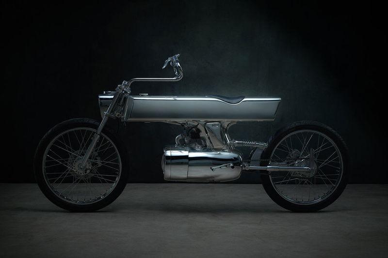 Futuristic Concept Motorcycles