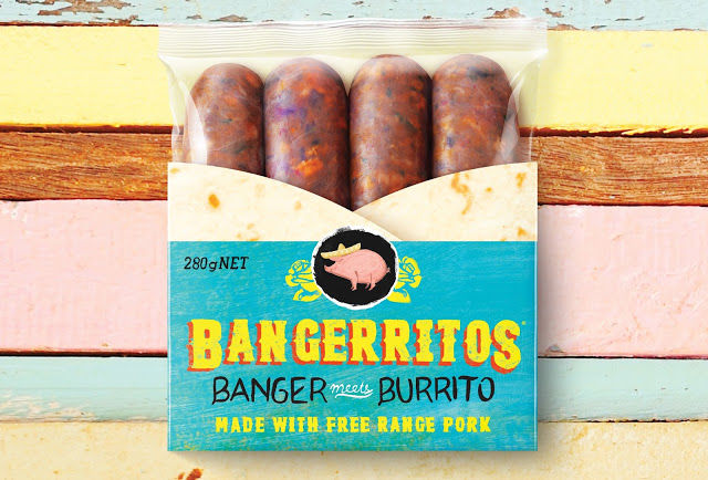 Mexican Burrito Sausages