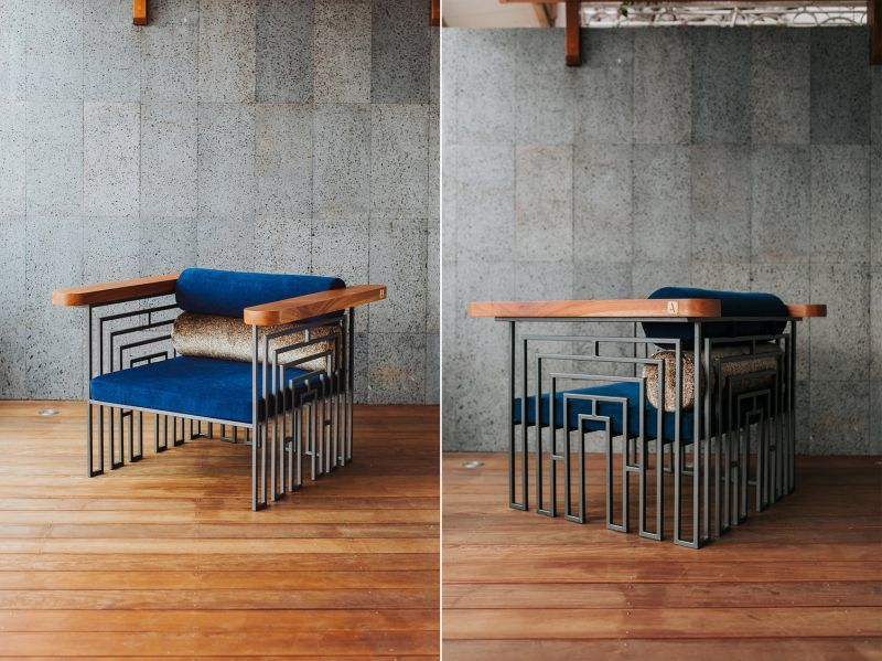 Tree-Inspired Seating Solutions