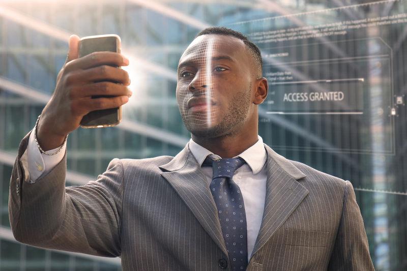 Selfie-Enabling Banking Access