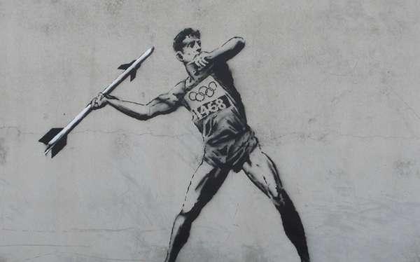 Street Art Olympians