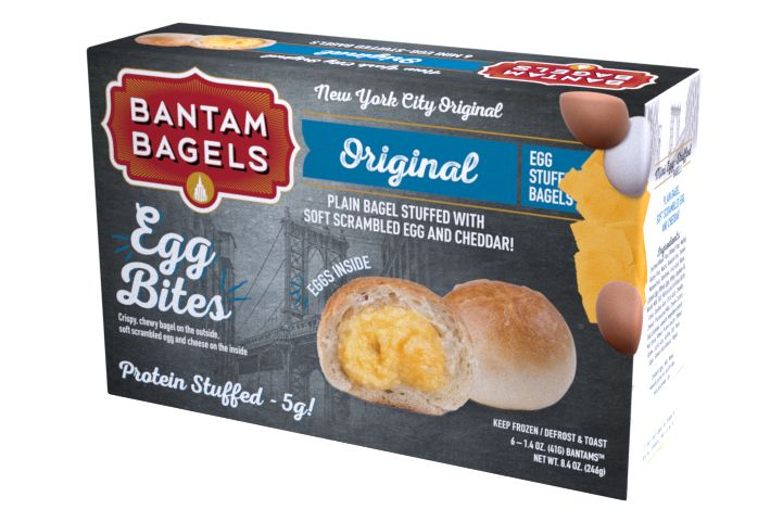 """the history of the bagel balls of the oleksak and the growing business of bantam bagel The new york city-based bagel ball company was revisited on  in season 6,  nick and elyse oleksak entered the shark tank to debut their mini bagel balls  filled  secured a deal with lori and the rest is new york city bagel history  """"a  real business partner"""" and also said they've shipped bantams as far."""