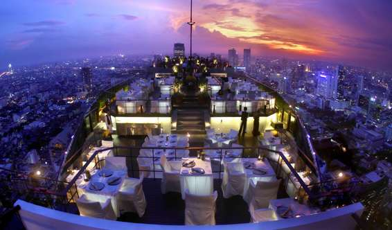 Intimate Sky-High Hotels