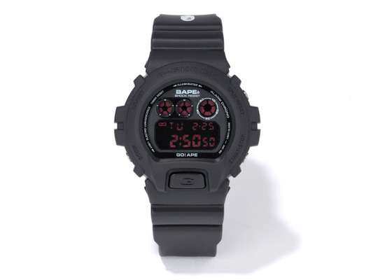 Designer Digital Timepieces