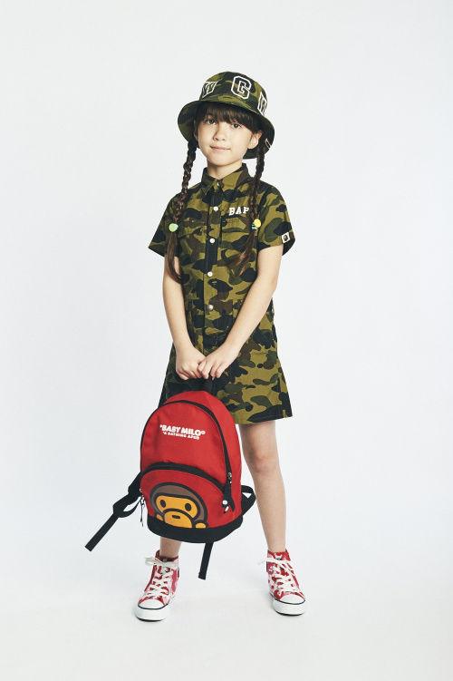 Unisex Children's Streetwear