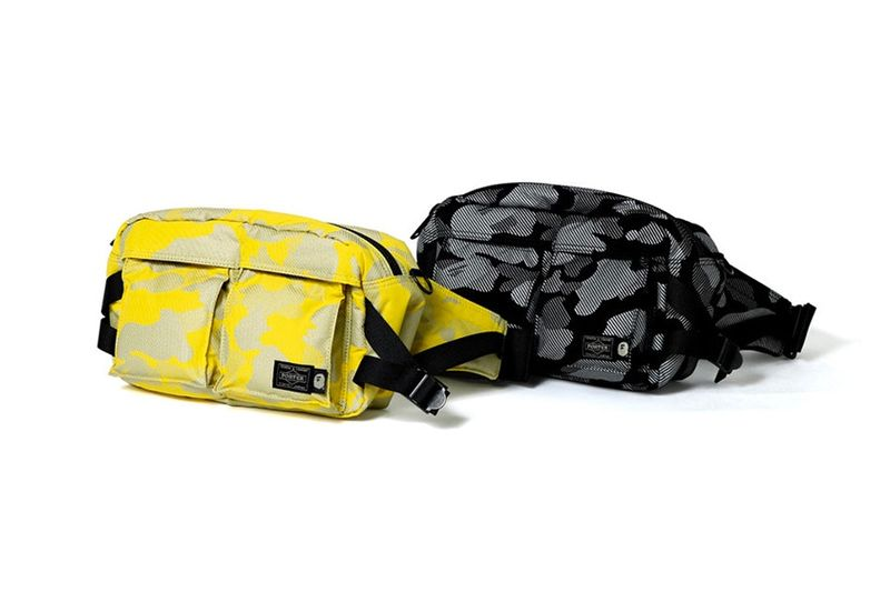 Camouflage Waist Bags