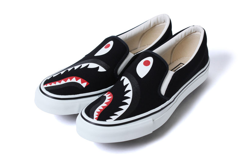 Shark-Inspired Sneakers