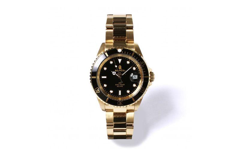 Clean-Cut Streetwear Timepieces