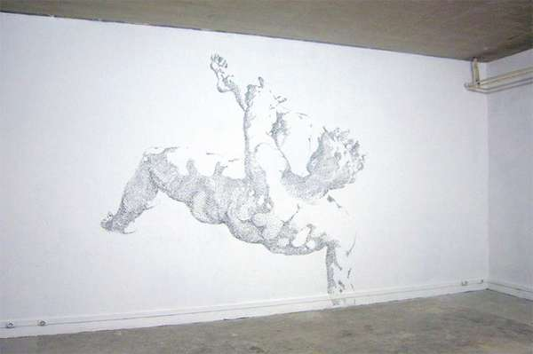 Spectacular Staple Art