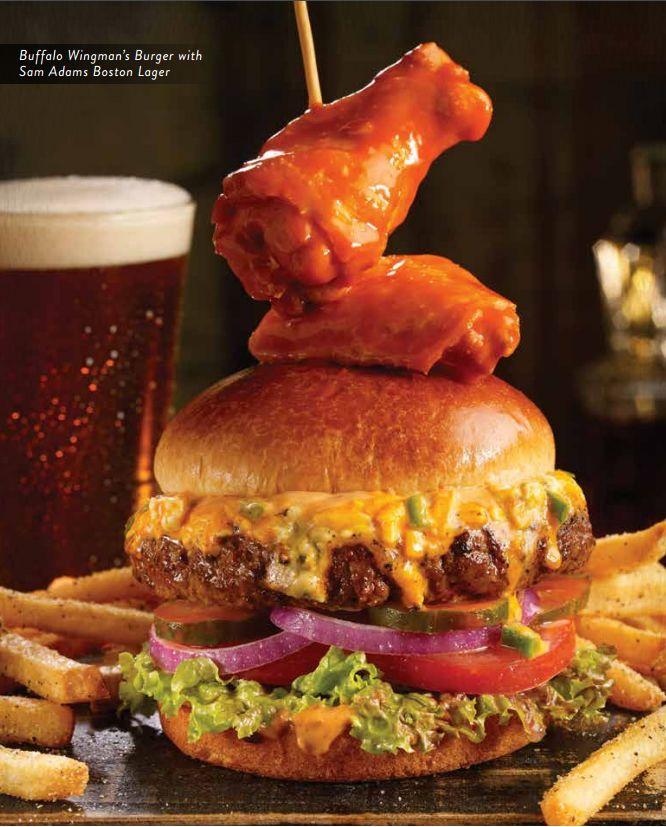 Premium Pub-Style Burgers