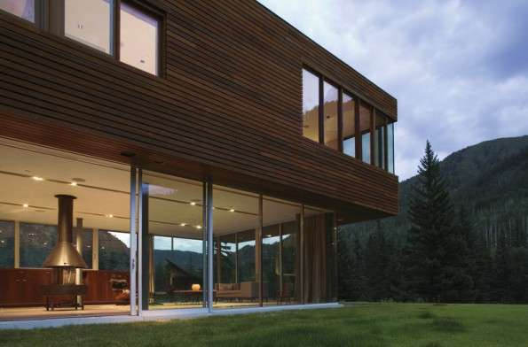Nouveau-Retro Nature Homes