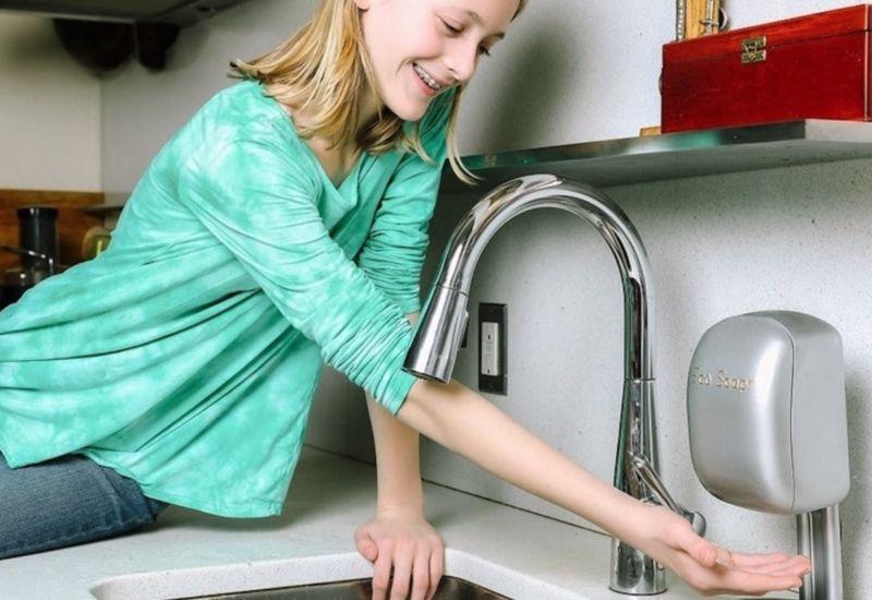 Sanitary Bar Soap Dispensers