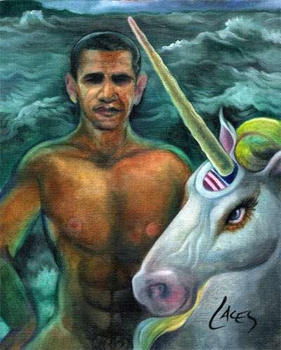 Presidential Unicorn Rides