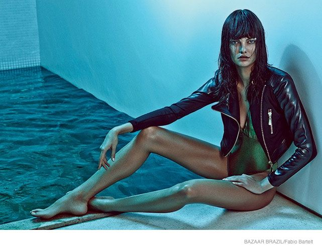Unruly Swimwear Editorials