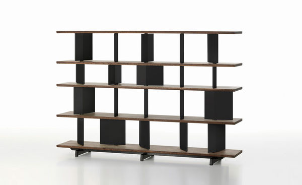 Stylishly Versatile Shelves
