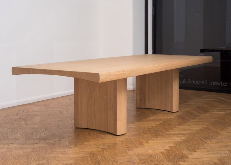 Curvaceous Japanese Tables