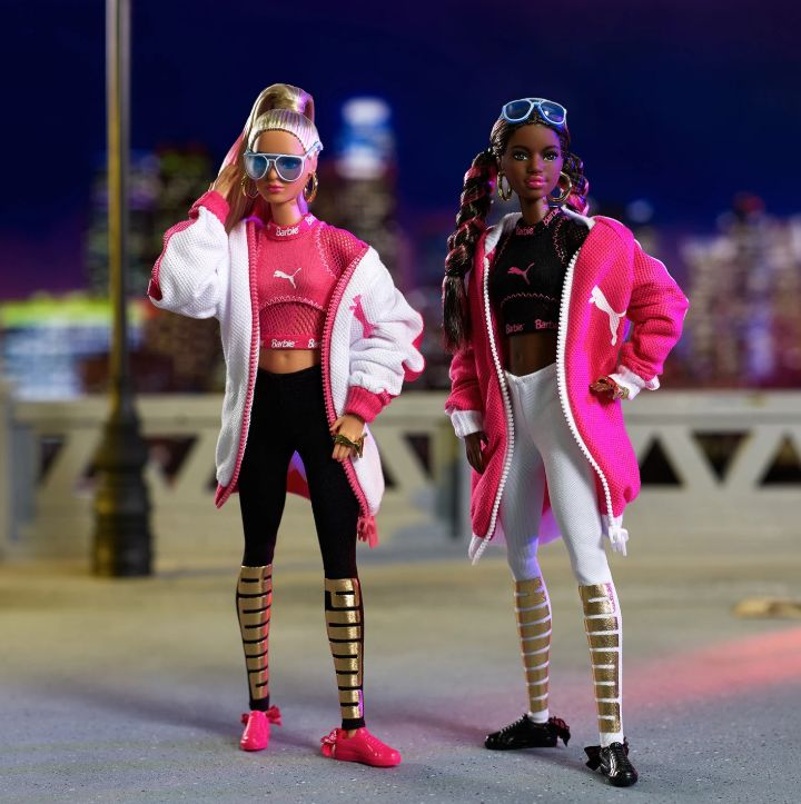90s-Inspired Barbie Streetwear Collaborations