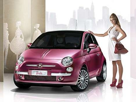 Real-Life Barbie Cars