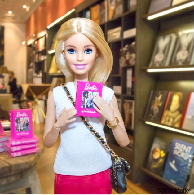 Barbie Style Books