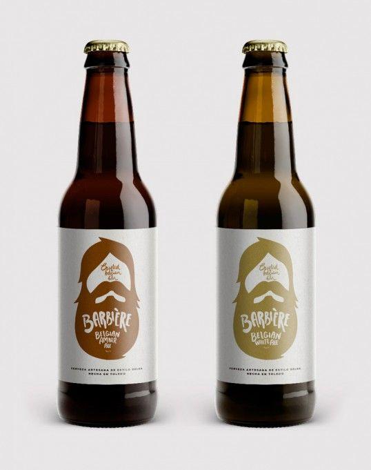 Bearded Brew Branding